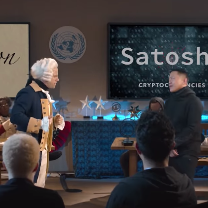 Bitcoin Rap Battle Debate: Hamilton vs. Satoshi [feat. EpicLloyd, TimDeLaGhetto]