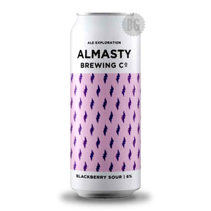 Almasty Blackberry Sour