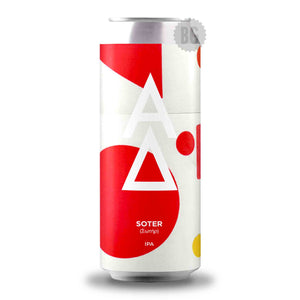 Alpha Delta Brewing SOTER IPA