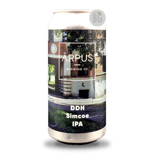 Arpus DDH Simcoe IPA | Buy Craft Beer Online Now | Beer Guerrilla