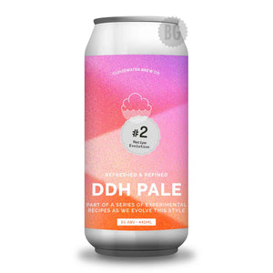 Cloudwater DDH Pale : Recipe Evolution #2