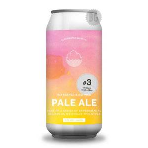 Cloudwater Cloudwater Pale Ale : Recipe Evolution #3