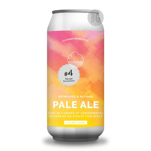 Cloudwater Cloudwater Pale Ale : Recipe Evolution #4