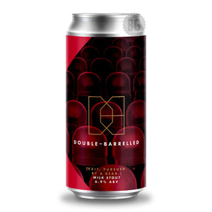 Double Barrelled [Exit, Pursued By A Bear] | Buy Craft Beer Online Now | Beer Guerrilla