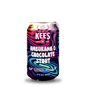 Kees Amburana & Chocolate Stout