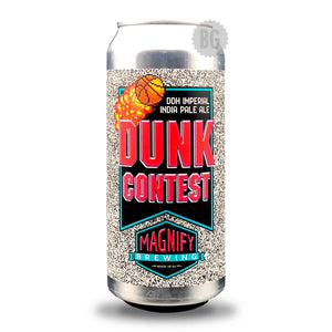 Magnify Brewing Dunk Contest