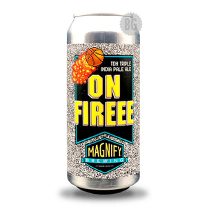 Magnify Brewing On Fireee