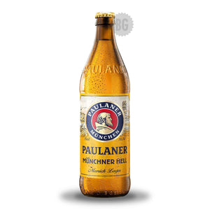 Paulaner Munich Hell | Buy German Beer Online Now | Beer Guerrilla