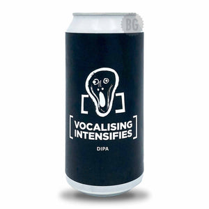 Pomona Island Vocalising Intensifies | Buy Craft Beer Online Now | Beer Guerrilla
