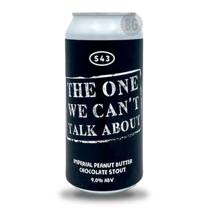 S43 The One We Can't Talk About | Buy Craft Beer Online Now | Beer Guerrilla