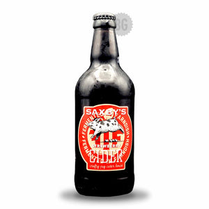 Saxby's Strawberry Cider | Buy Craft Beer Online Now | Beer Guerrilla