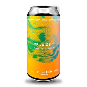 Three Hills Brewing Of Juice No.7