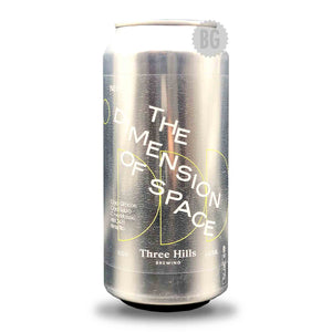 Three Hills Brewing The Dimension of Space