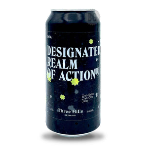 Three Hills Designated Realm of Action DIPA | Buy Craft Beer Online Now | Beer Guerrilla