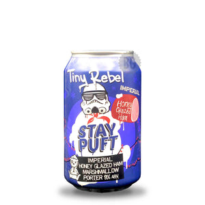 Tiny Rebel Imperial Stay Puft Honey Glazed Ham