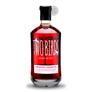 Two Birds Pink Grapefruit & Pomegranate Gin