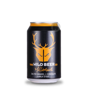 Wild Beer Millionaire | Buy Craft Beer Online Now | Beer Guerrilla