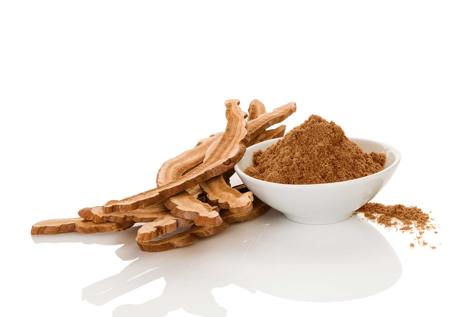 What is Reishi Mushroom Powder?