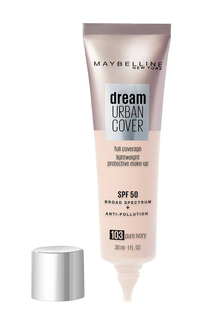 Fond de Teint Dream Urban Cover - Maybelline New York