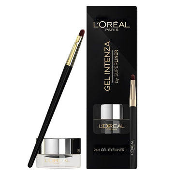 Eyeliner Gel Super Liner Gel Intenza -  L'Oréal Paris