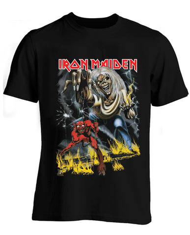 Playera Iron Maiden Purgatory