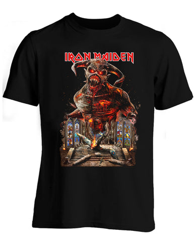 Image of Playera Iron Maiden Beast No Ruins