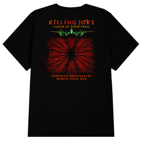 Playera Killing Joke Airplane
