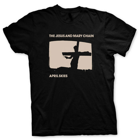 Playera The Jesus and Mary Chain April Skies
