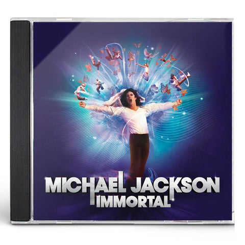 Image of Michael Jackson Immortal CD (Deluxe Edition)