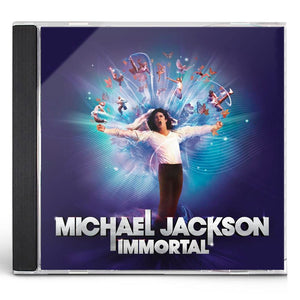 Michael Jackson Immortal CD (Deluxe Edition)