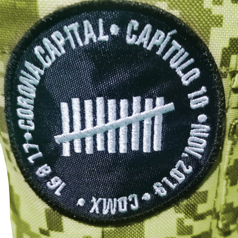 Image of Cantimplora Corona Capital 2019 Tipo Militar