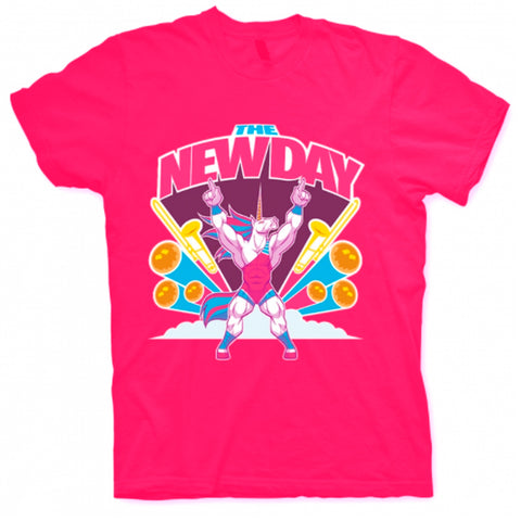 Playera WWE The New Day