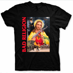 Playera Jesus Collage