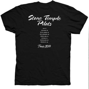 Playera Stone Temple Pilots Tour 2019