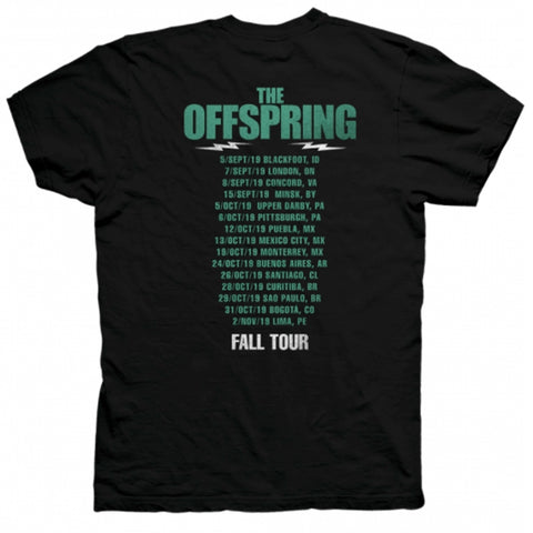 Image of Playera The Offspring Fall Tour 2019