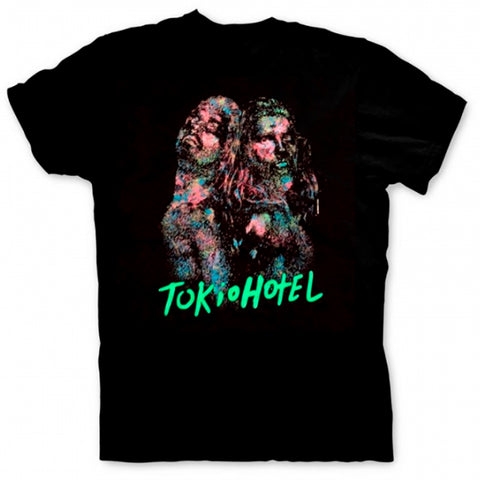 Image of Playera Tokio Hotel Paradise Tour 2019