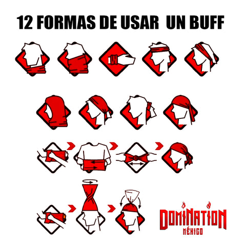 Buff Domination 2019