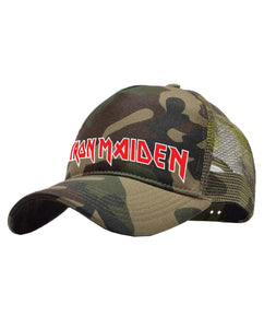 Gorra Iron Maiden Army