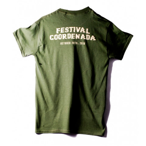 Playera The Offspring Festival Coordenada