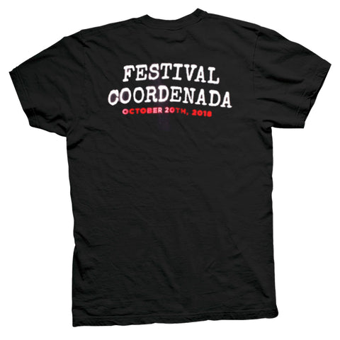 Playera The Offspring Festival Coordenada (Smash)