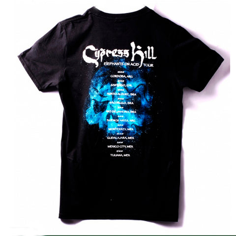 Playera Cypress Hill Black