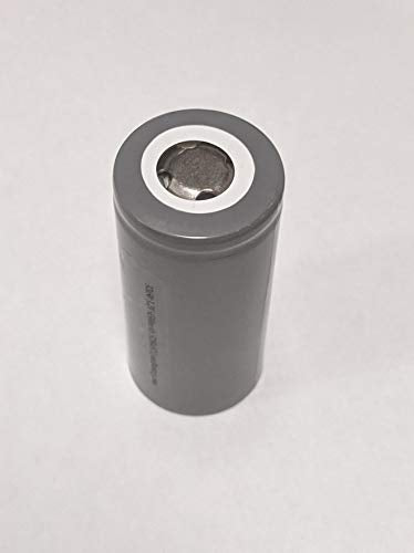 Lynx Battery 32650 3.2V 6.5Ah Lithium Iron Phosphate (LiFePO4) Rechargeable Cell