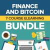 Finance and Bitcoin eLearning Bundle