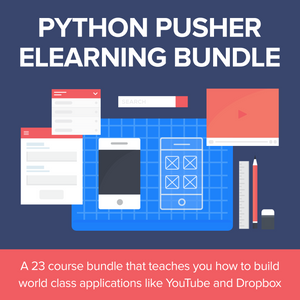 Python Pusher eLearning Bundle