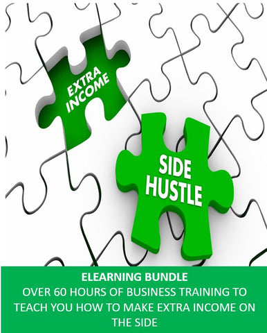 My Side Hustle eLearning Bundle