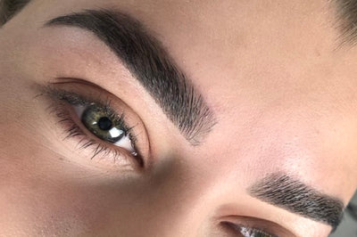 Ombre Henna Brows: The Best Techniques