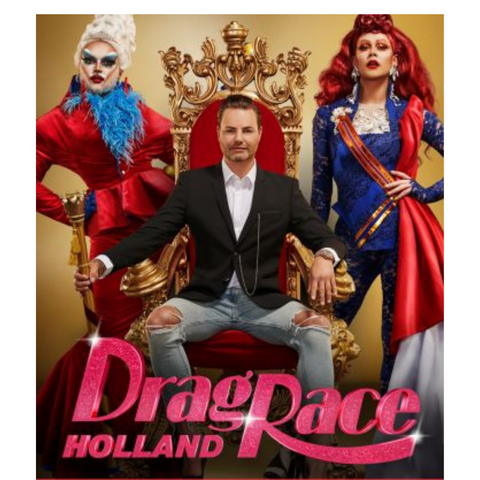 Rupaul's Drag Race The Netherlands, Mrs.Highbrow