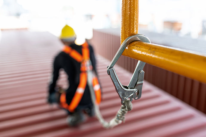 What is the Life Expectancy of a Safety Harness?