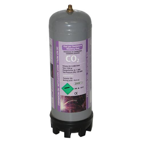 10-MAXCO2 MAX CO2 Dispoable Gas Cylinder