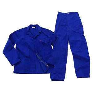 Royal Blue Overall Conti Suite